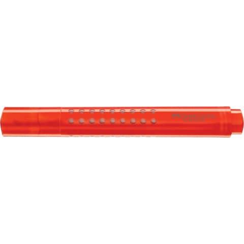 FABER-CASTELL Textmarker GRIP MARKER TEXTLINER, orange