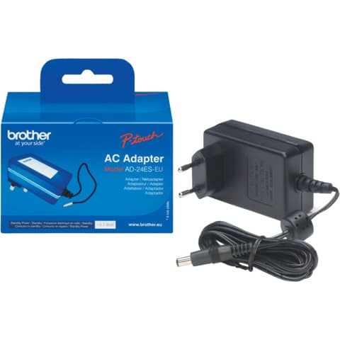brother Netzadapter AD-24ES für P-touch