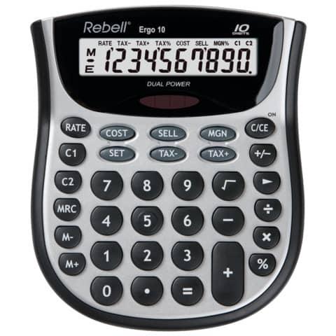 REBELL Tischrechner