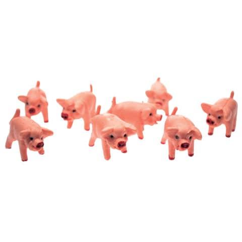 Glücksbr.Minischweinchen sort.
