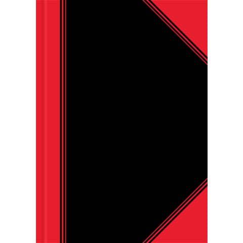 LANDRÉ China-Kladde DIN A4, 96 Blatt, 60 g/qm, blanko