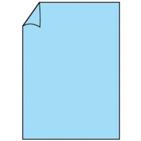 COLORETTI Briefbogen A4 80g 10ST blau