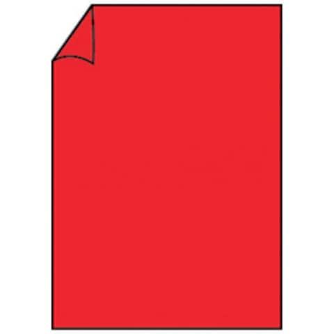 COLORETTI Briefbogen A4 80g 10ST mohn