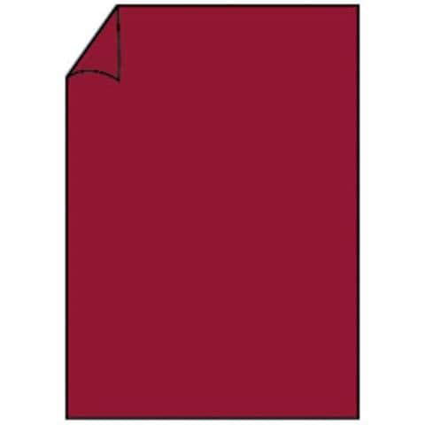 COLORETTI Briefbogen A4 80g 10ST rosso