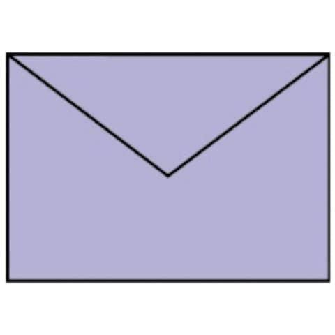 COLORETTI Briefhülle C6 5ST lavendel