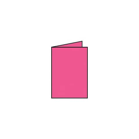 COLORETTI Briefkarte A6 HD 5ST pink