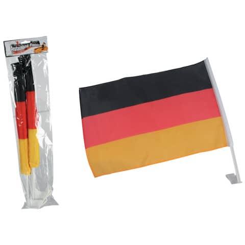Out of the Blue Autofahne Deutschland