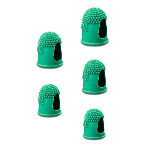 #5xLÄUFER Blattwender Gr 2 grün