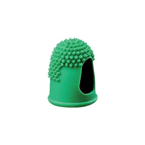 #5xLÄUFER Blattwender Gr 3 grün