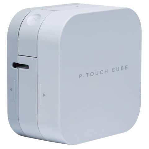 brother PC-Beschriftungsgerät P-touch Cube (P300BT)