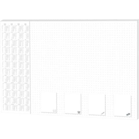 RNK Verlag Papier-Schreibunterlage Office - dotted