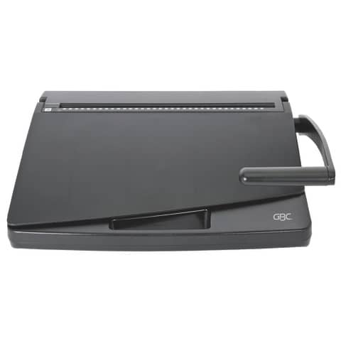 GBC Drahtbindegerät WireBind W15, silber/anthrazit
