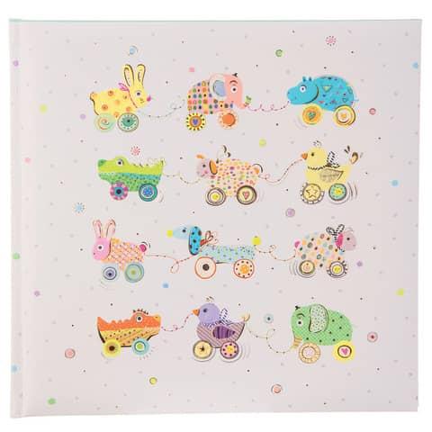 TURNOWSKY Fotobuch Baby Animals on Wheels