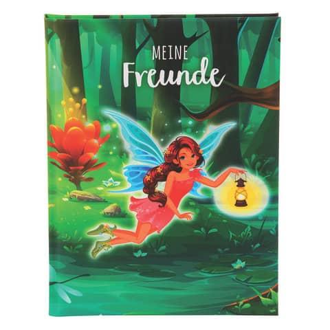 KLEINE WALDFEE Freundebuch A5 Kleine Waldfee
