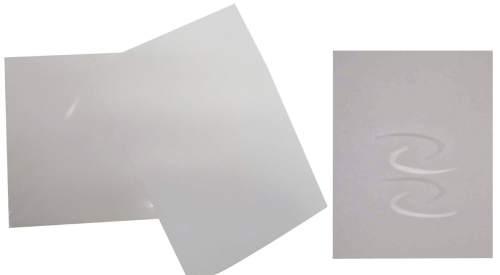 Wasserzeichenpapier 250BL weiß