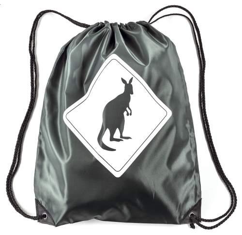 Rucksackbeutel Känguru