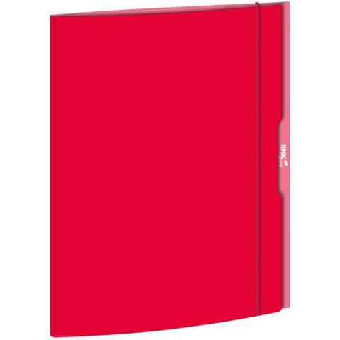 RNK Verlag Zeichnungsmappe, DIN A3, rot