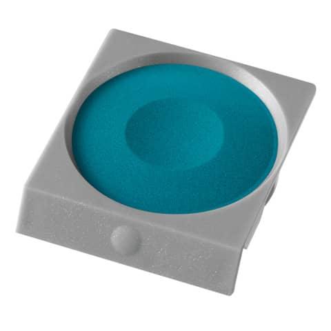 #10xPELIKAN Ersatzfarbe Neu türkisblau