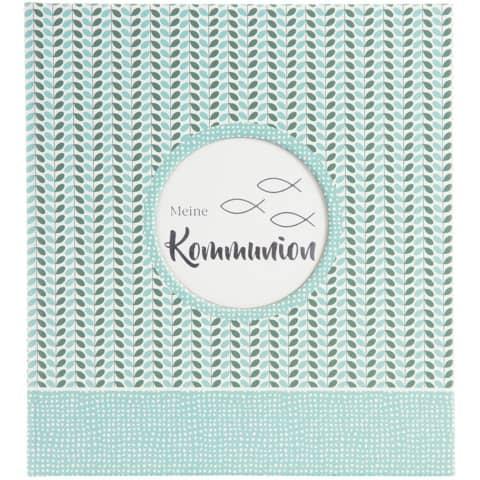 Erinnerungsalbum Kommunion mint