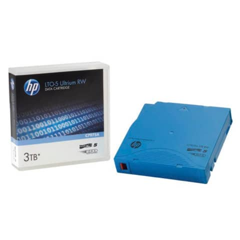 Hewlett Packard DATA Cartridge Ultrium LTO V, 1500/3000 GB