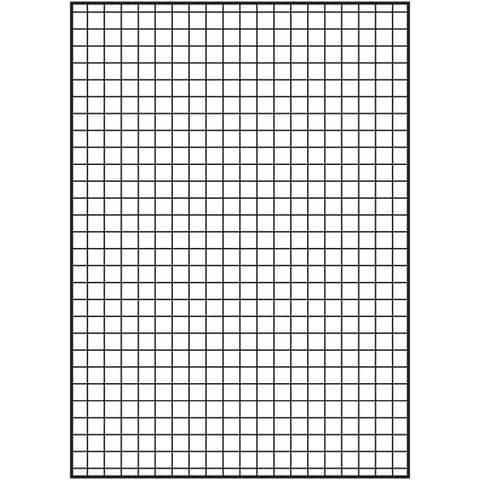 LANDRÉ China-Kladde DIN A5, 96 Blatt, 60 g/qm, kariert