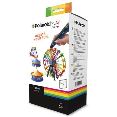 Polaroid 3D-Stift Play 3D Pen, inkl. Halter