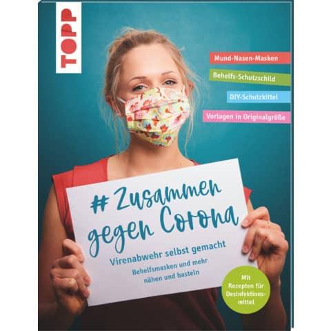 TOPP Bastelbuch #Corona:Behelfsmasken nähen