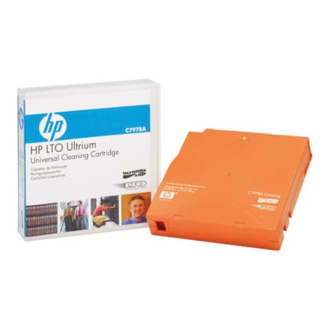 Hewlett Packard Universal Cleaning-Cartridge f.LTO Laufw...