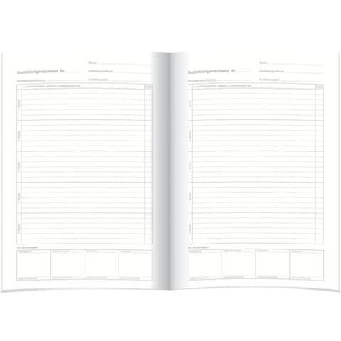 RNK Berichtsheft A4 24Bl. fuer