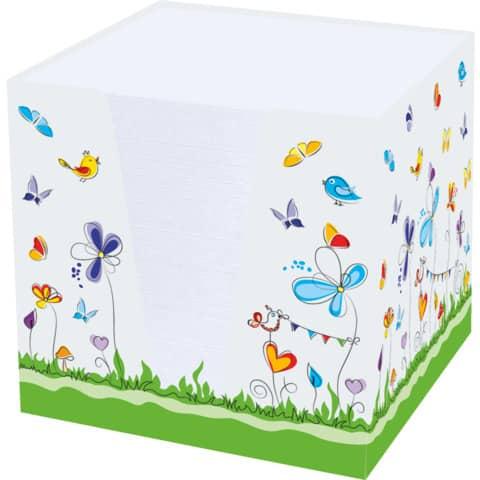 RNK Verlag Zettelbox Schmetterlinge, Hartkarton, befüllt
