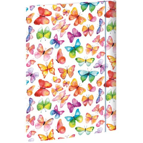 RNK Verlag Zeichnungsmappe Schmetterlinge, DIN A4