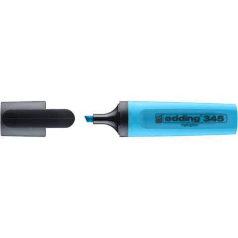 EDDING Textmarker neonhellblau