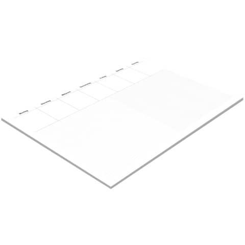 RNK Verlag Papier-Schreibunterlage Office, weiß
