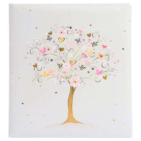 Goldbuch Tree of Love      30x31 60 weiße Seiten Hochzei...