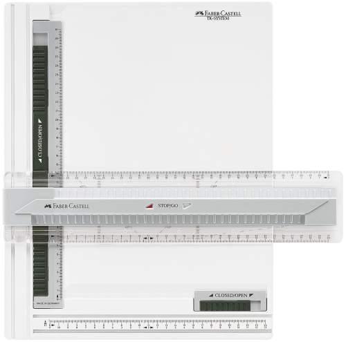Zeichenplatte A4 TK-System