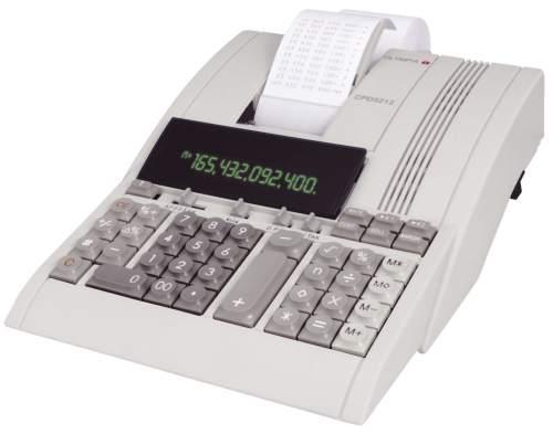 Tischrechner Olympia CPD5212