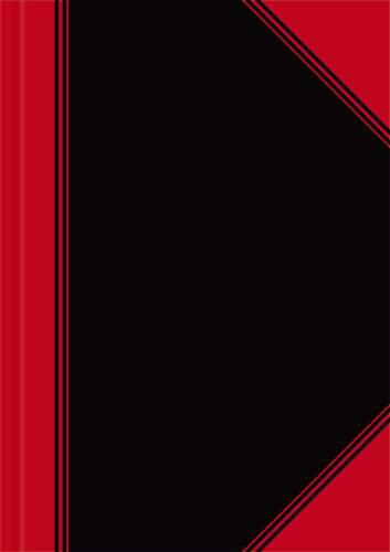 LANDRÉ China-Kladde DIN A6, 96 Blatt, 60 g/qm, liniert