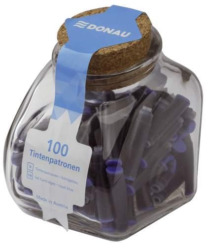 Tintenpatrone 100ST königsblau