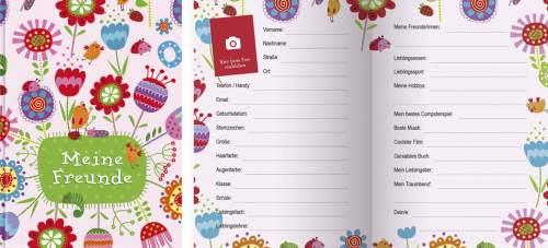 Freundebuch A5