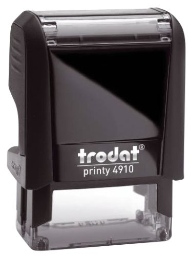 trodat Textstempelautomat Printy 4910 4.0, konfigurierbar