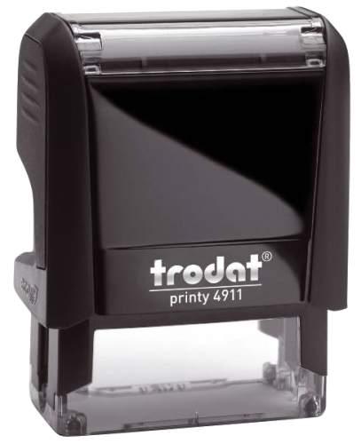 trodat Textstempelautomat 4911 Printy 4.0, eco-schwarz