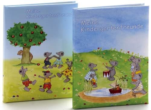 goldbuch Kindergarten-Freundebuch Bärbel Haas, DIN A5
