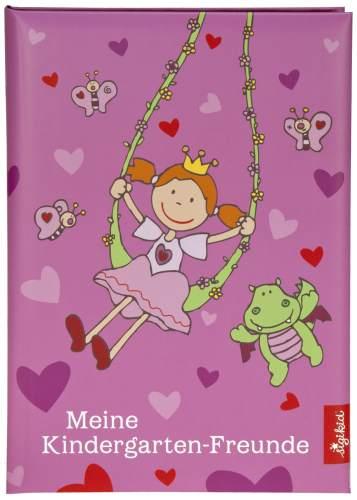 goldbuch Kindergarten-Freundebuch Pinky Queeny, DIN A5