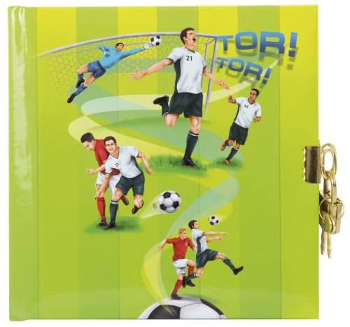 Tagebuch Fussballer