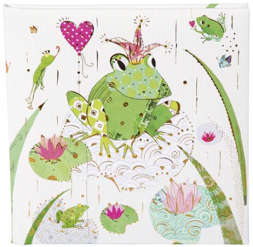 goldbuch Poesiealbum Frog, 165 x 165 mm, 96 Seiten