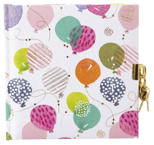 Tagebuch Happy Balloons