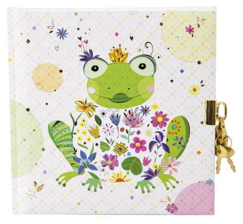 Tagebuch Happy Frog
