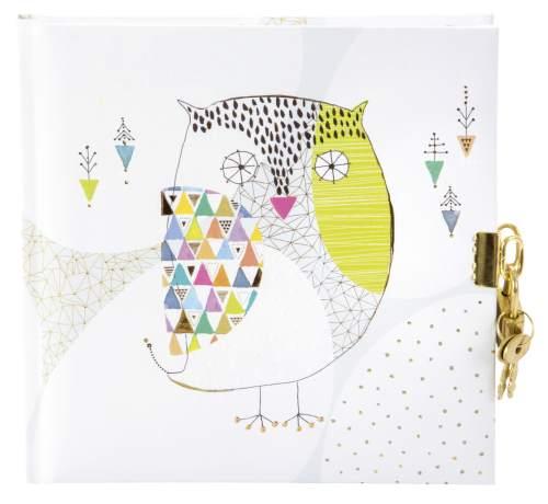 Tagebuch Mosaic Owl
