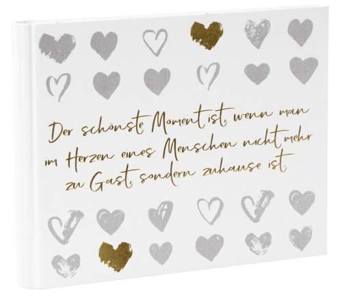 Gästebuch Hochzeit Love Memories