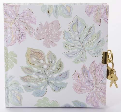 Tagebuch Flora Leaves